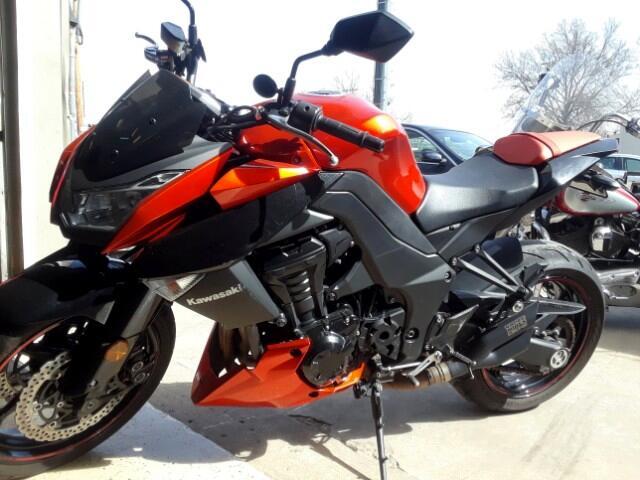 2012 Kawasaki ZR1000-D