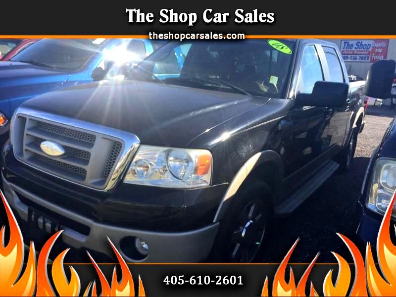 2008 Ford F-150 2WD SuperCrew 139