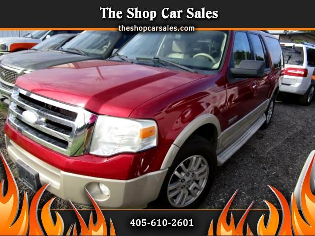 Ford Expedition EL Eddie Bauer 2WD 2008