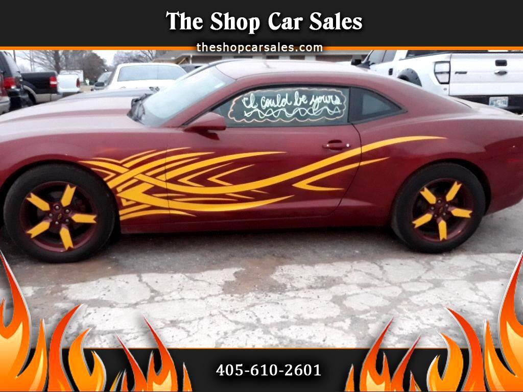 Chevrolet Camaro LT2 Coupe 2010
