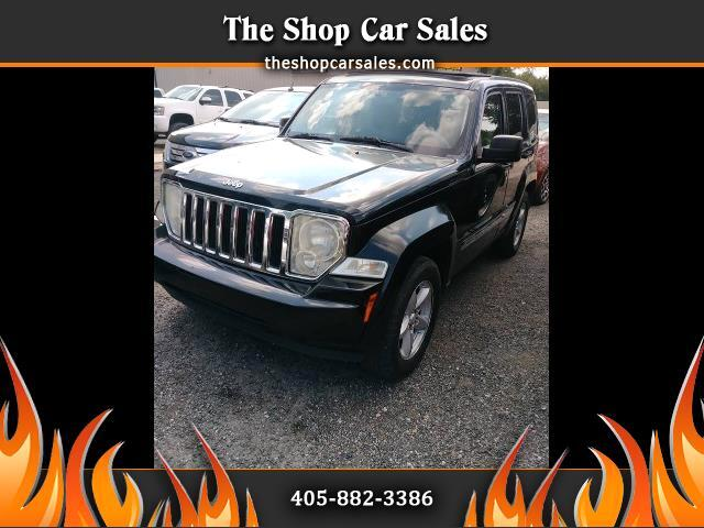 2008 Jeep Liberty 4dr Limited