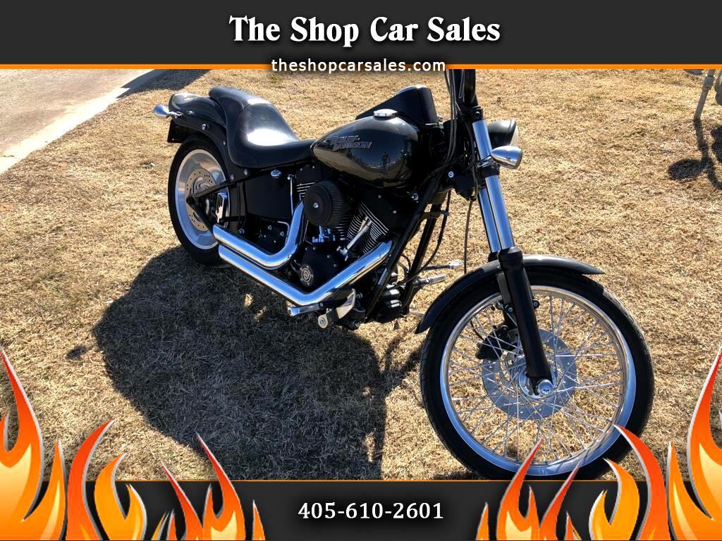 2008 Harley-Davidson FXSTB