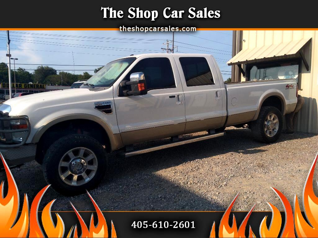 Ford F-350 SD XL Crew Cab 4WD 2009