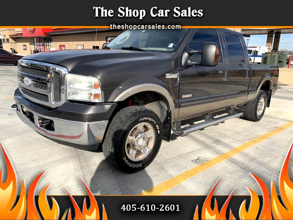 2005 Ford F-250 SD XL Crew Cab 4WD