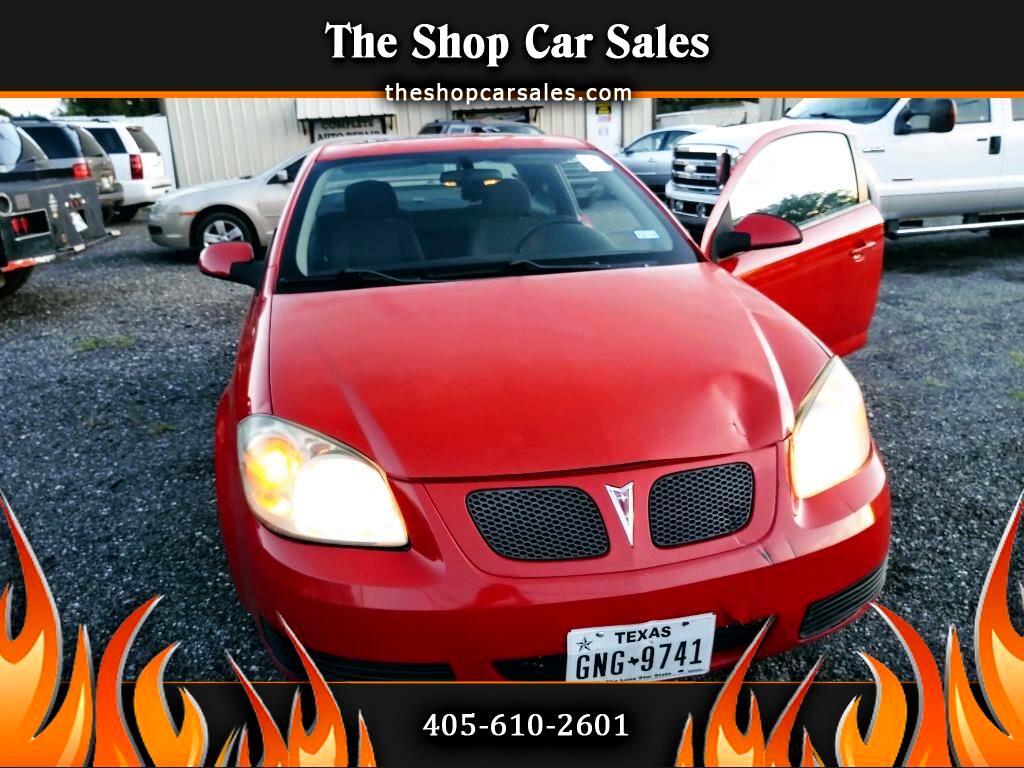 Pontiac G5 Coupe 2007