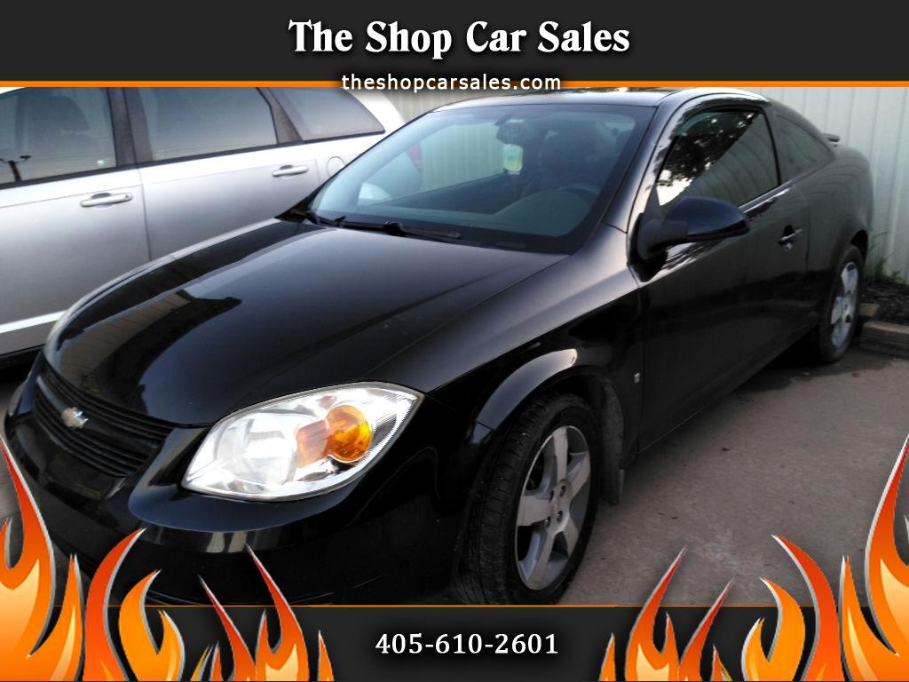 2009 Chevrolet Cobalt LT2 Coupe