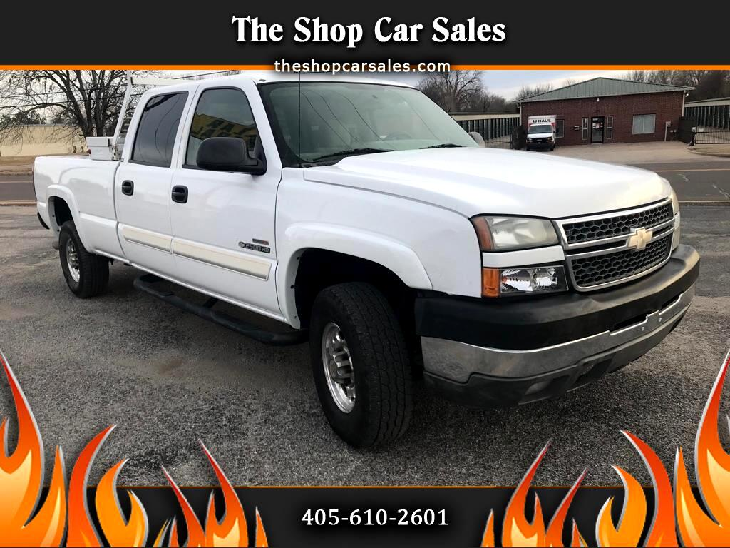 Chevrolet Silverado 2500HD LT Crew Cab Long Bed 2WD 2005