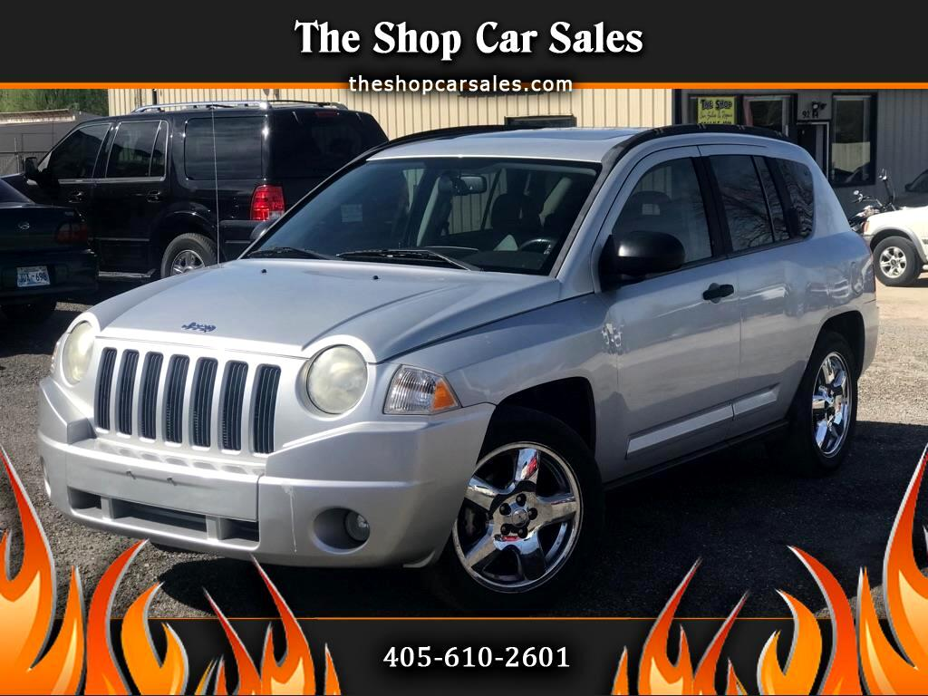 Jeep Compass Limited 2WD 2008