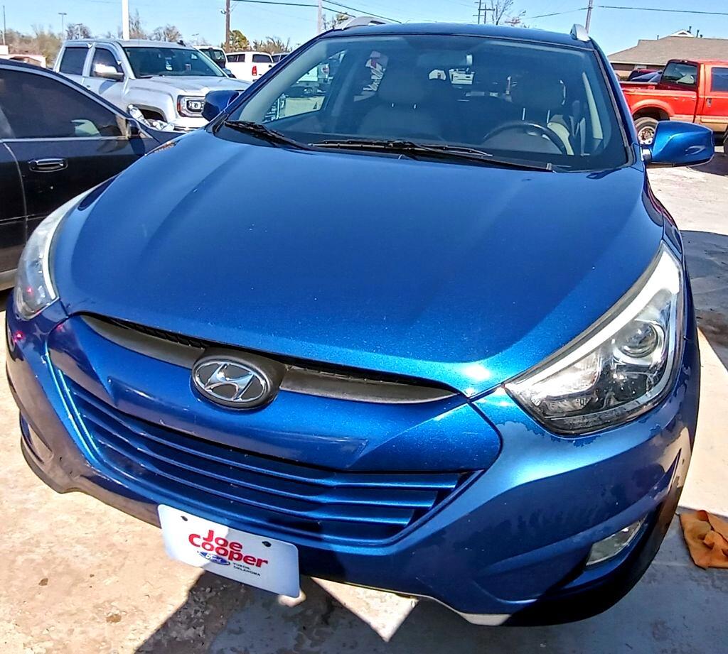 Hyundai Tucson SE AWD 2015