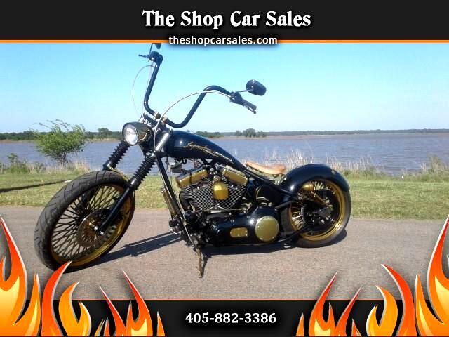 2017 Harley-Davidson Full Custom