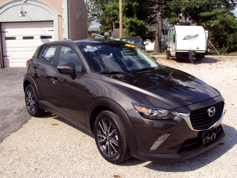 2018 Mazda CX-3 Touring AWD