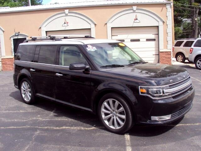2013 Ford Flex Limited AWD w/EcoBoost