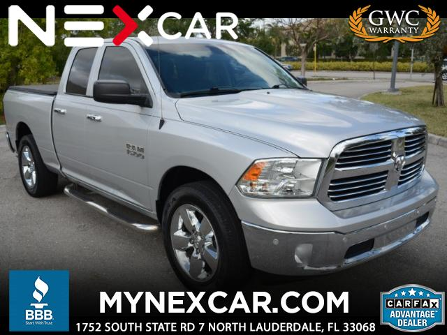 "2015 RAM 1500 Big Horn 4x2 Crew Cab 5'7"" Box"