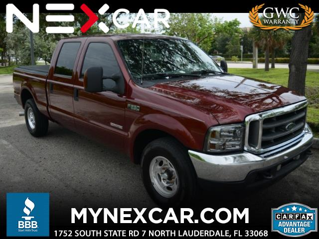 2004 Ford F-250 SD Crew Cab 156