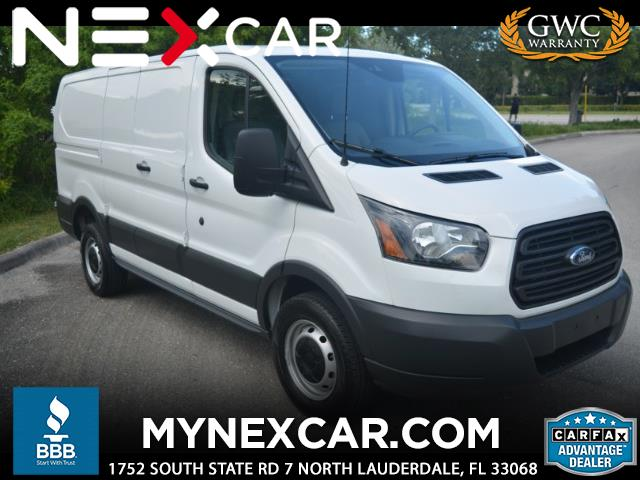 "2018 Ford Transit T-250 130"" Low Rf 9000 GVWR Swing-Out RH Dr"
