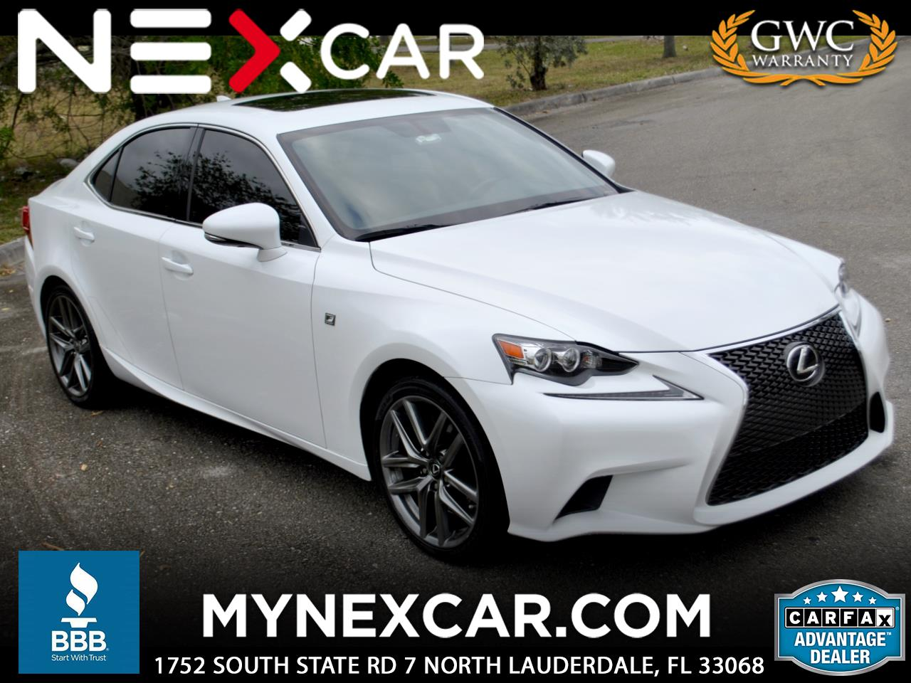 2016 Lexus IS 200t 4dr Sdn