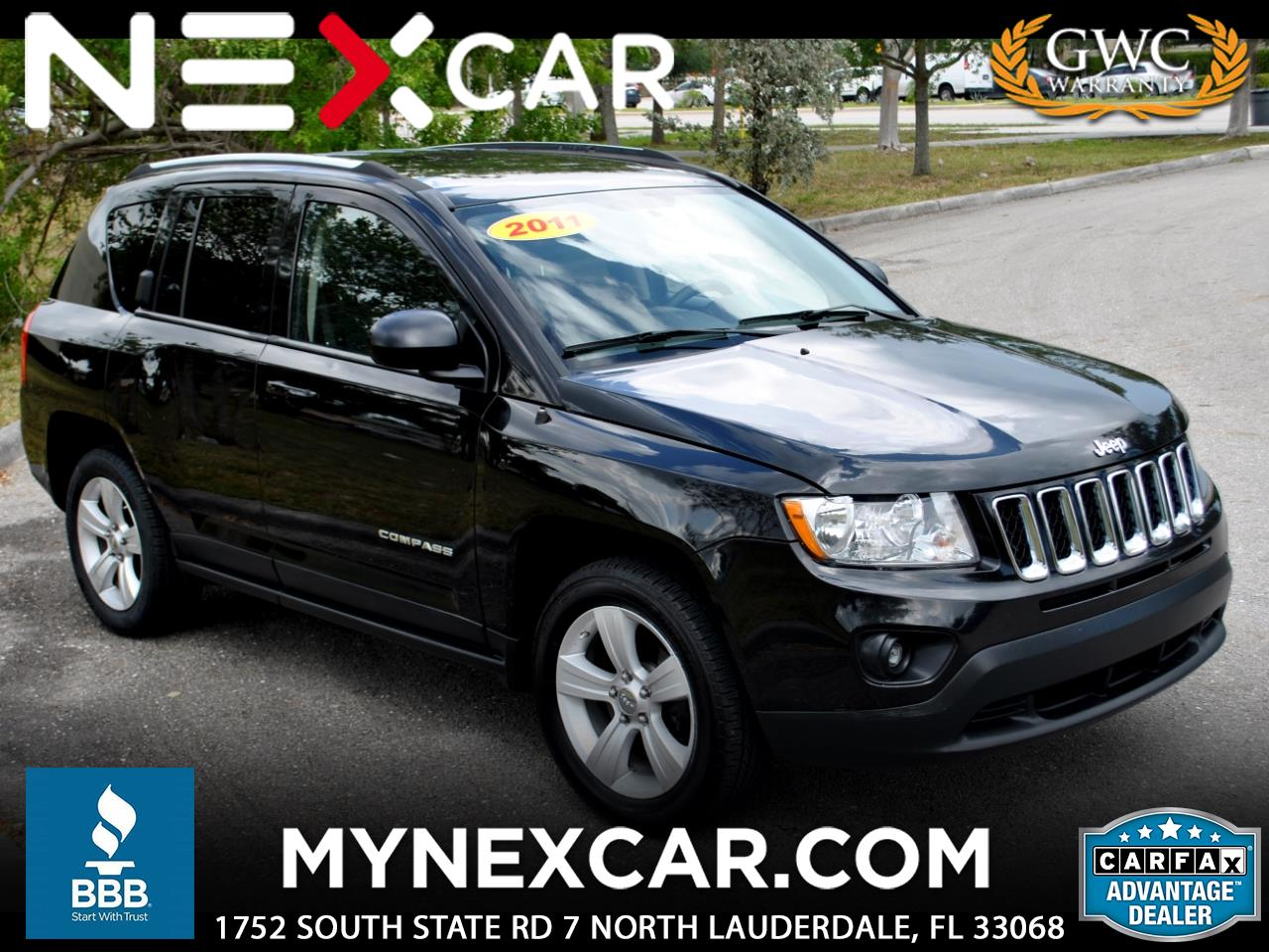 2011 Jeep Compass 2WD 4dr Sport
