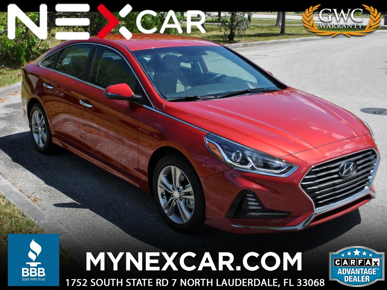 2018 Hyundai Sonata SEL 2.4L *Ltd Avail*