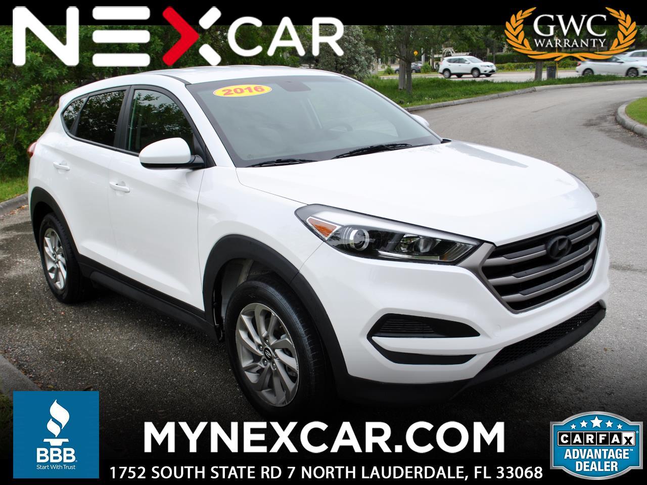 2016 Hyundai Tucson FWD 4dr SE w/Beige Int