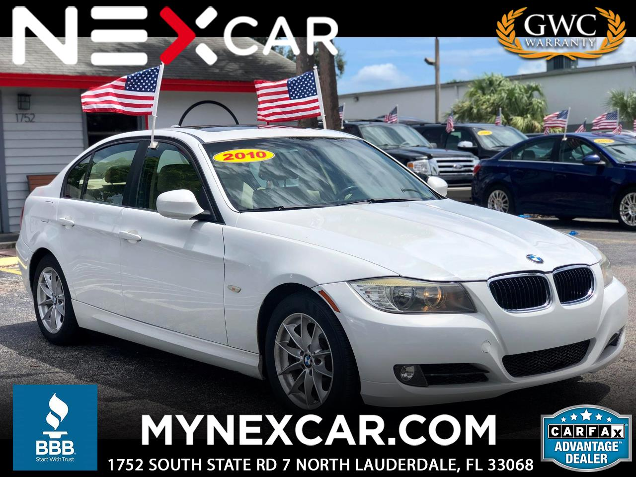 2010 BMW 3 Series 328i 4dr Sdn