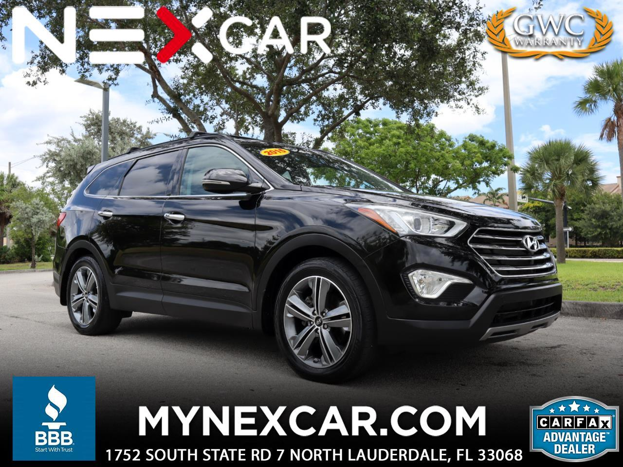Hyundai Santa Fe FWD 4dr Limited w/Saddle Int 2015
