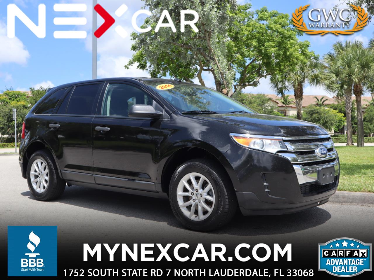 Ford Edge 4dr SE FWD 2014