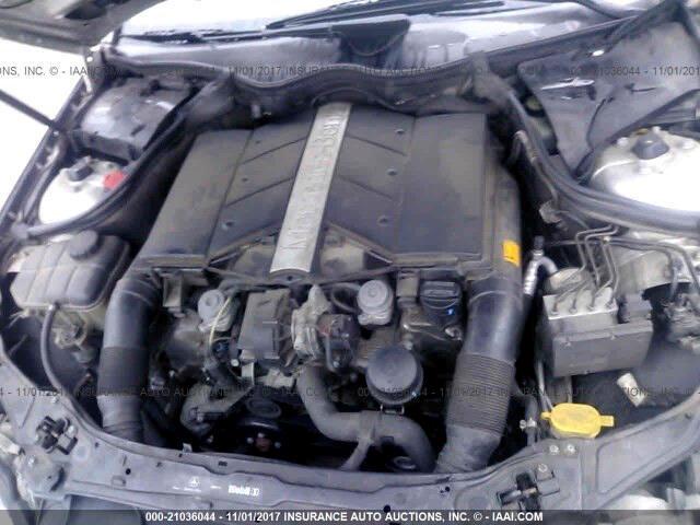 2003 Mercedes-Benz C-Class Wagon C320