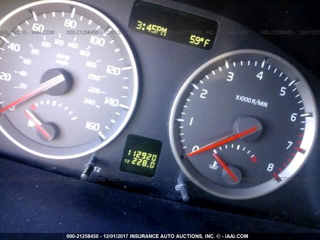 2007 Volvo V50 2.4i