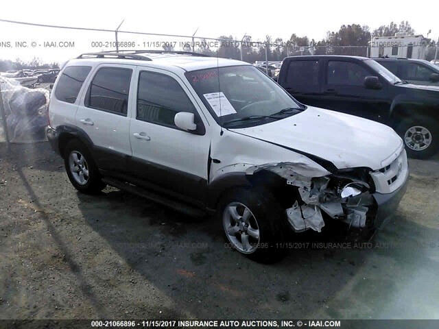 2005 Mazda Tribute s 4WD 4-spd AT