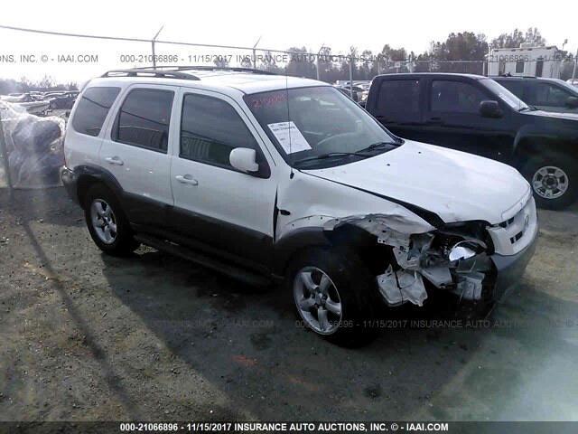 Mazda Tribute s 4WD 4-spd AT 2005