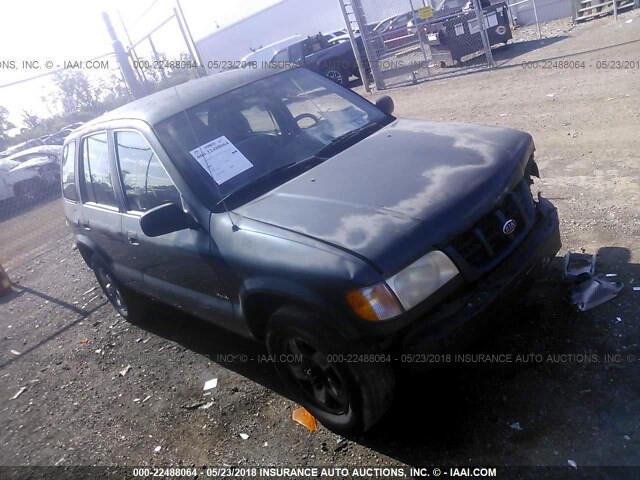 2000 Kia Sportage 4-Door 4WD