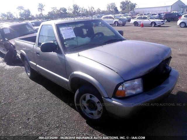 2000 GMC Sonoma SL Reg. Cab Short Bed 2WD