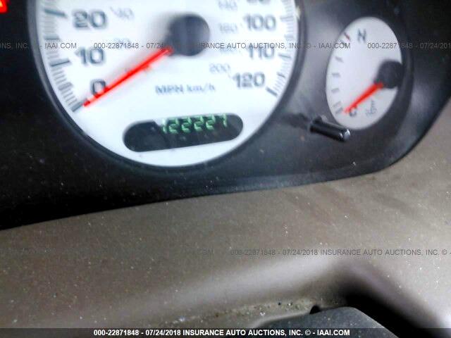 2002 Dodge Intrepid ES