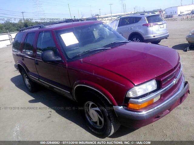 1998 Chevrolet Blazer 4-Door 4WD