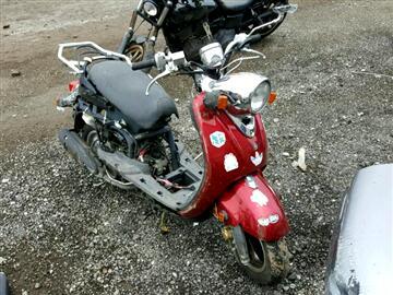 2009 Yamaha Vino 125