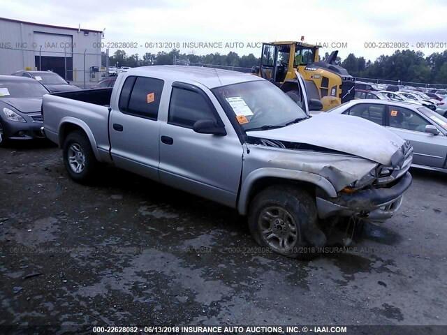 2003 Dodge Dakota Sport Quad Cab 4WD