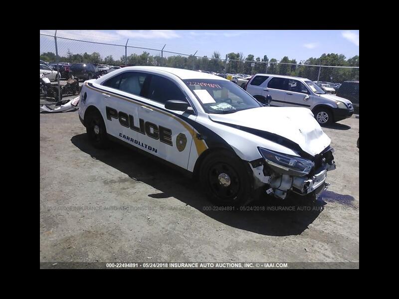 2015 Ford Taurus Police AWD