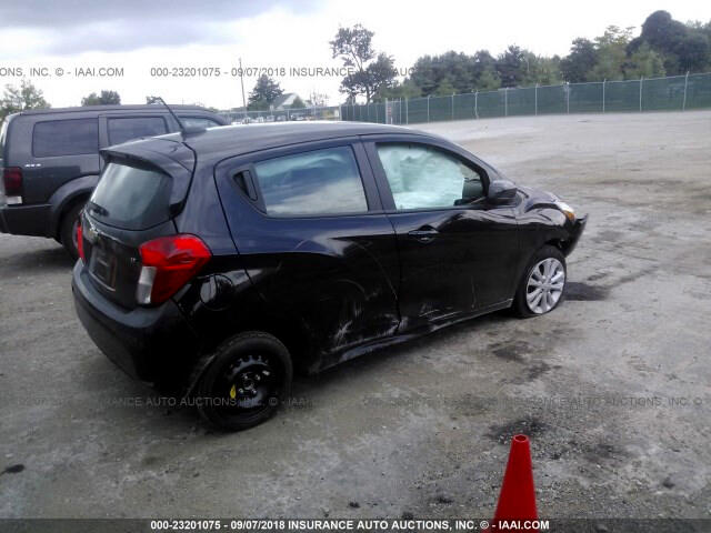 2017 Chevrolet Spark 1LT Manual