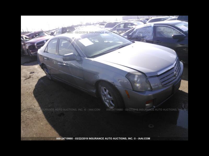 Cadillac CTS 3.6L 2005