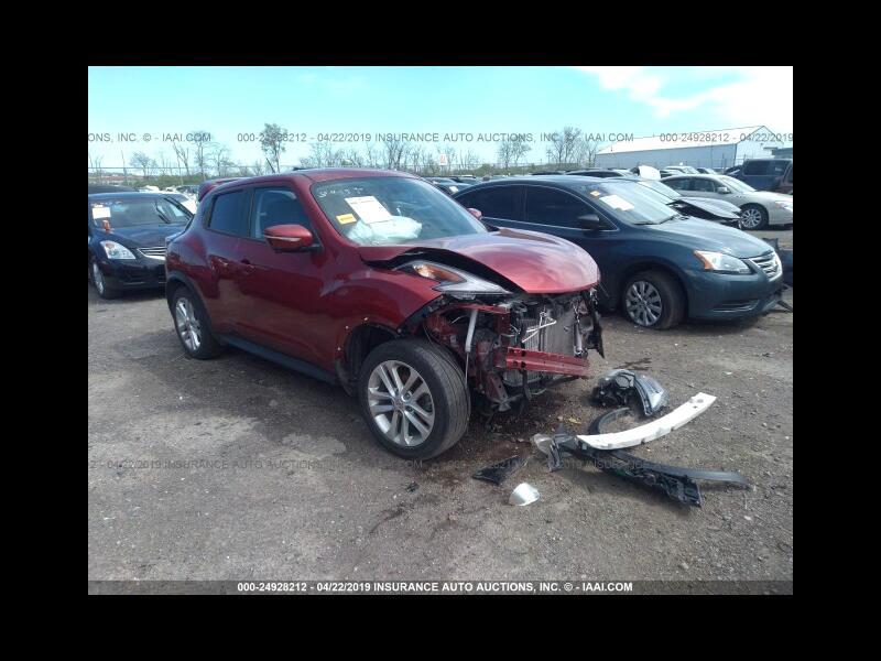 2015 Nissan Juke S AWD