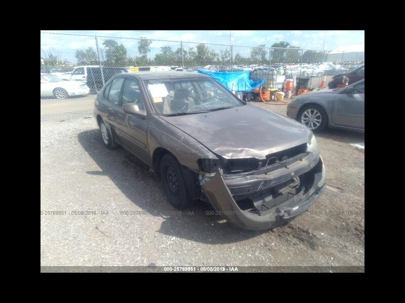 Nissan Altima XE 1999