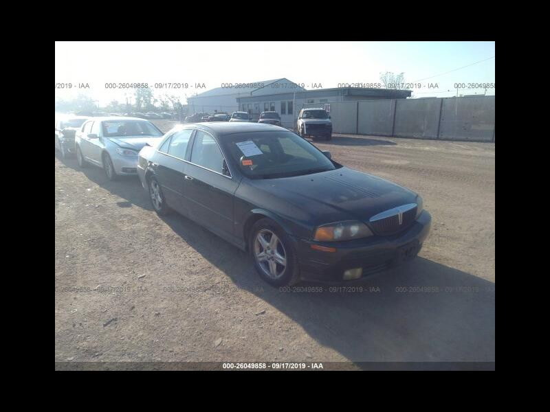 Lincoln LS V6 Automatic 2001