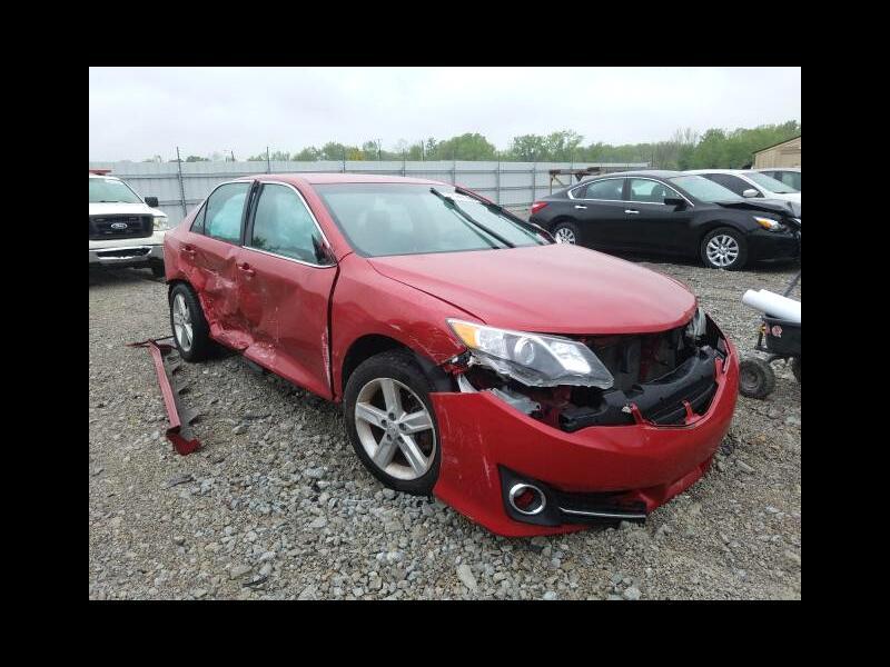 Toyota Camry L 2012