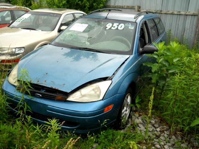 2000 Ford Focus Wagon SE