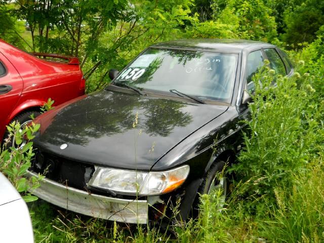 1999 Saab 9-3 5-Door