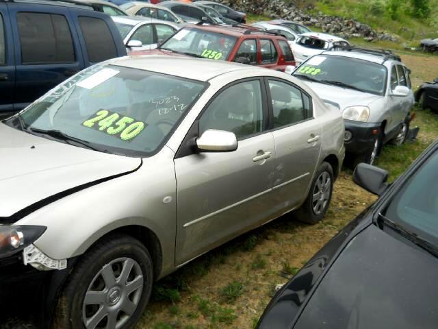 2006 Mazda MAZDA3 i Touring 4-door