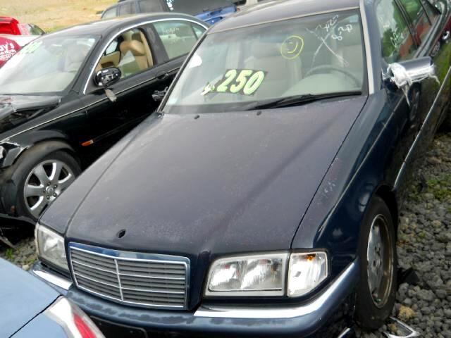 2000 Mercedes-Benz C-Class C280