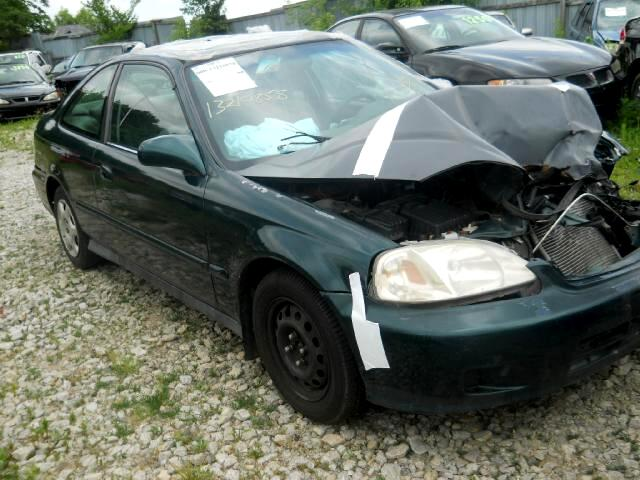 Honda Civic EX coupe 1999