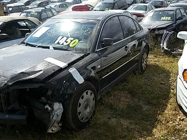 2003 Volkswagen Passat GLS