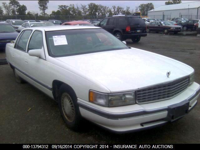 1994 Cadillac DeVille Sedan